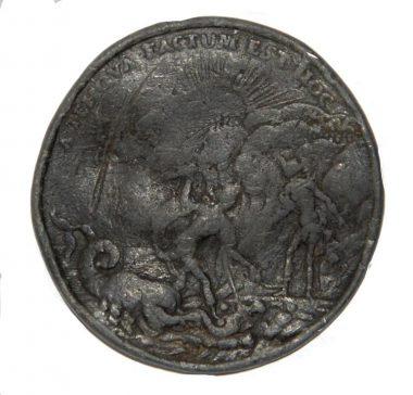Historiepenning uit 1672